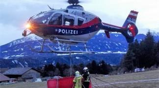 Waldbrandeinsatz / Flughelfer
