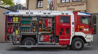 1. Gruppe TLFA 3000 Rosenbauer