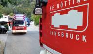 Brandeinsatz Fischerhäuslweg
