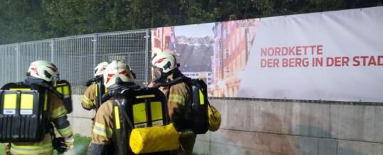 SSG-Übung Weiherburgtunnel