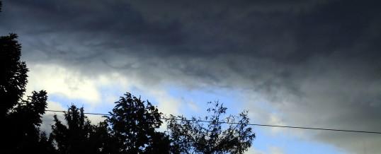Sturm über Innsbruck