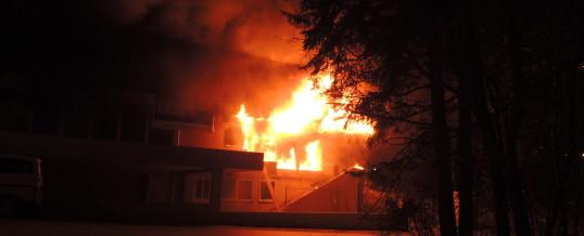 Videos zum Gebäudebrand