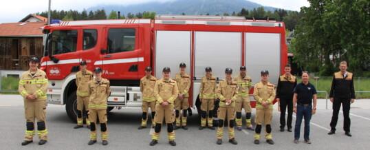 Wissenstest der Feuerwehrjugend 2021
