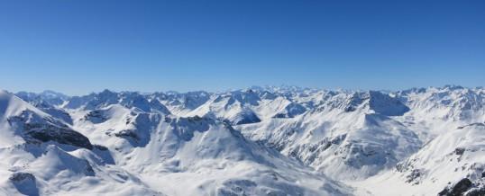 Tourenwochenende in der Silvretta