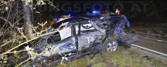 Verkehrsunfall – B171