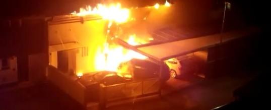 Kurzfilm zum Brandeinsatz